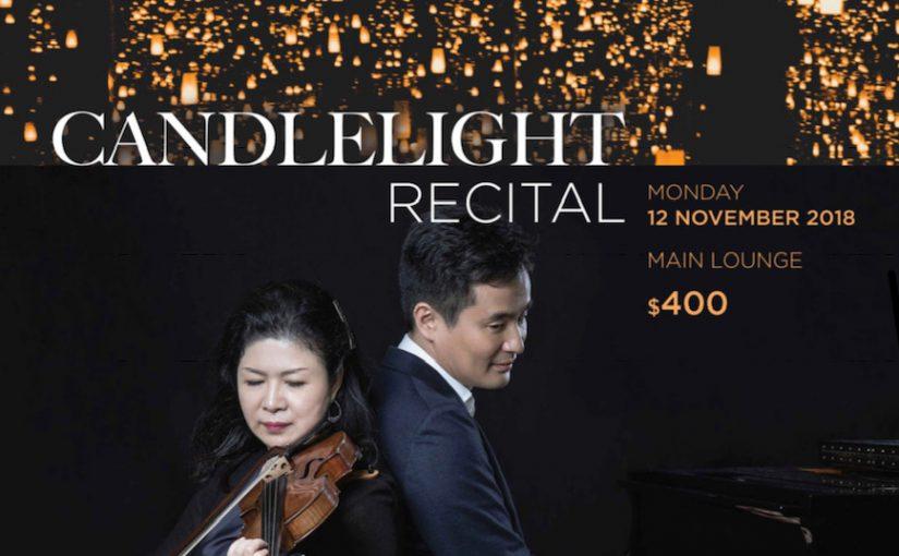 MTT Candlelight Recital @ HK Country Club